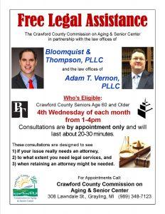 Legal Assistance Prg 2016