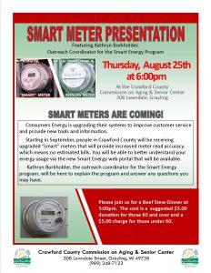 Smart Meters Pres. 2016