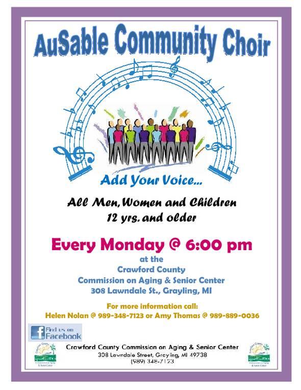 AuSable Community Choir